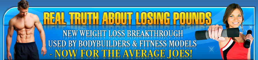 lose pounds top graphic